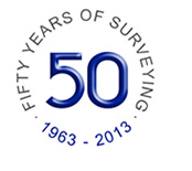 50 years of surveying